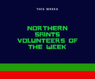 Volunteers of the Week!