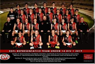 Northern Saints in the EDFL Rep Squad!