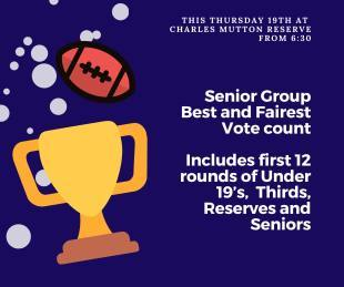 Senior Group Vote Count