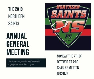 2019 Annual General Meeting!