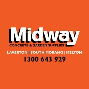 Thank You - Midway Concreting & Garden Supplies