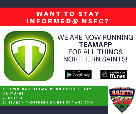 New Northern Saints App!!!