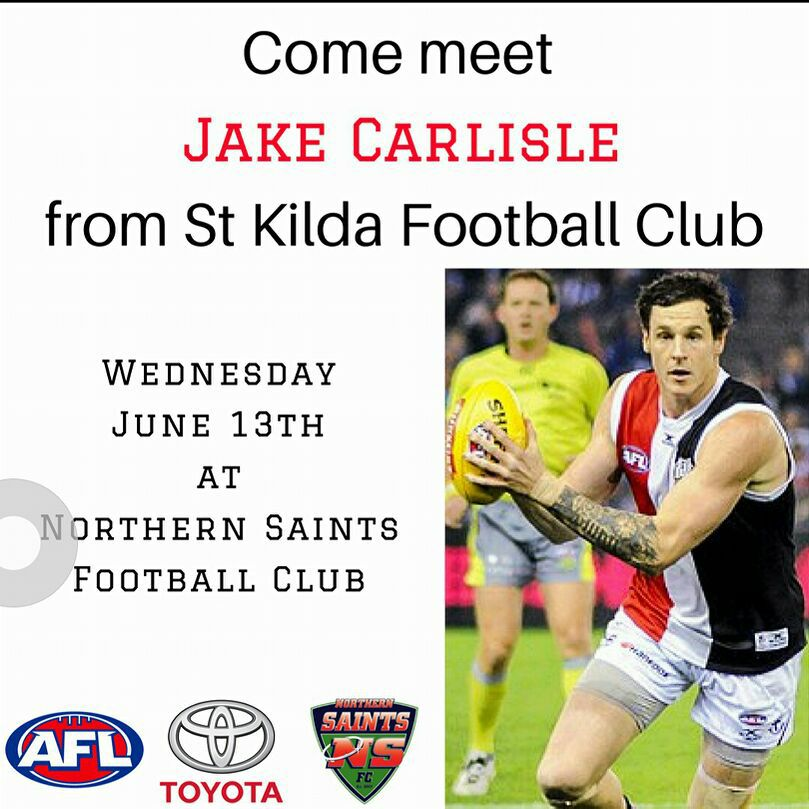 Come and meet Jake Carlisle!