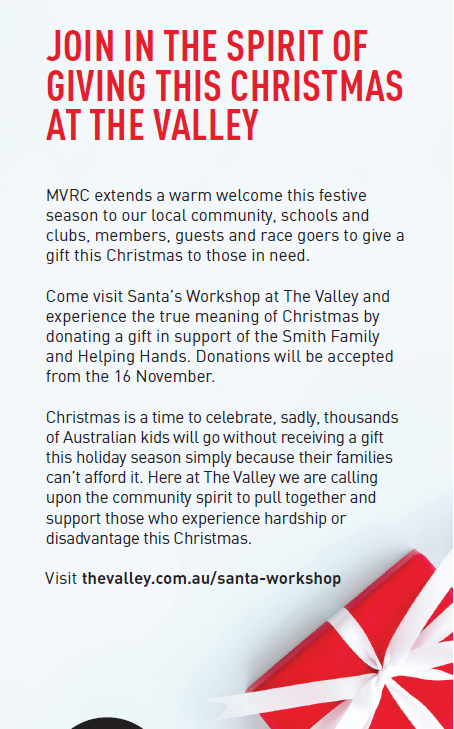 Christmas at the Valley!