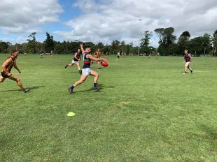 2020 Practice Match v West Heidelberg
